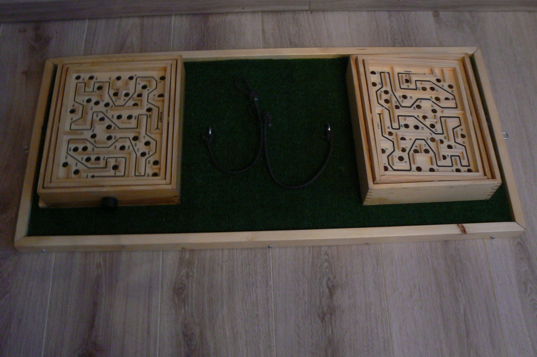 Location de jeux artisanaux en bois labyrinthe p tanque for Regle du jeu petanque